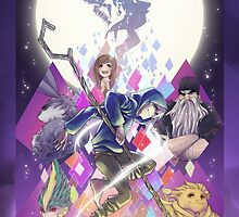 Rise of the Guardians by Sofi Alexander