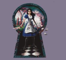 Alice Madness Returns Keyhole by ----User