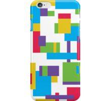 iMondrian phone 1 iPhone Case/Skin