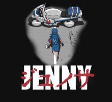 Jenny by SpicyMonocle