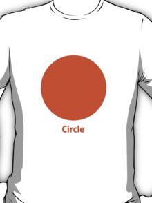 Simple Circle  T-Shirt