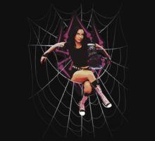 AJ Lee - Black Widow by Bucky Sentry