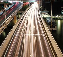 Multiple Exposure | Pacific Motorway by NickVerburgt