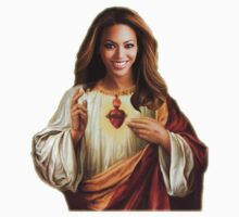 Beyoncé Jesus by MessyTable