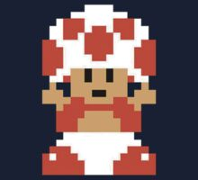 Mean Toad Sprite by timnock