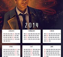 One Year With Castiel! by KanaHyde