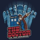The Doctor VS. The Universe by shumaza1