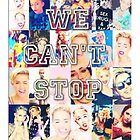 "Miley Cyrus ""We Can't Stop"" by lyricsbykailynn"