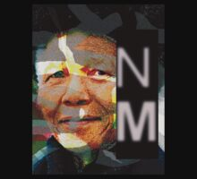 Tribute to Nelson Mandela by paintingsbycr10