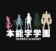 Honnoji Academy by Hawkness