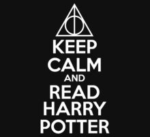 Keep calm and... read Harry Potter (2) by EleYeah