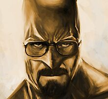 Heisenbat by Adam Miconi