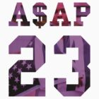 A$AP 23 by Studio Rōnin