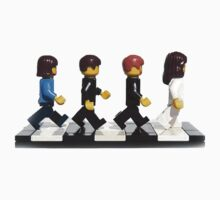 Lego Abbey road by DreamClothing