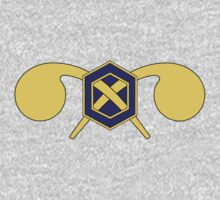 US Army Chemical Branch Insignia by cadellin