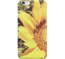 Sunflower iPhone Case/Skin