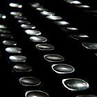 Typewriter Keys by jessicacbarker
