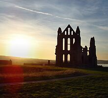 The Whitby Abbey by trentaaron1981