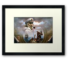 Sea Captain 7 Framed Print