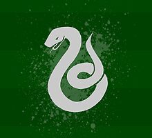 Slytherin by biskh