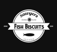 Sawyer's Fish Biscuits by Beanafred
