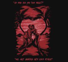 Zombie Love by gregure