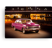 Dennis Legg's Holden EH Sedan Canvas Print