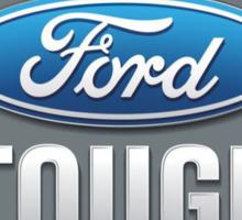 Built Ford Tough PowerStroke Diesel Sticker
