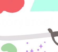 Storybrooke. Sticker
