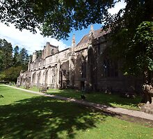 Dunkeld Cathedral, Scotland by kalaryder