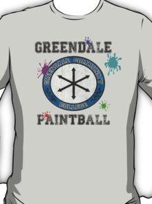 Greendale Paintball T-Shirt