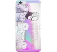 I'll Protect You Creeps iPhone Case/Skin