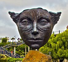 Face of Peace  by Doug Cliff