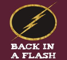 Back In A Flash by GrimmJack