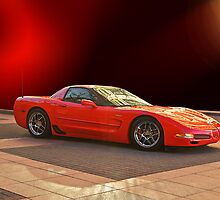 1997 C5 Chevrolet Corvette Z06 by DaveKoontz