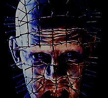 PINHEAD! by John Medbury (LAZY J Studios)