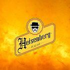 Heisenberg Rum - Breaking Bad by Squally92