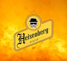 Heisenberg Rum - Breaking Bad by Squally92