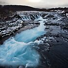 Bruarfoss by Roddy Atkinson