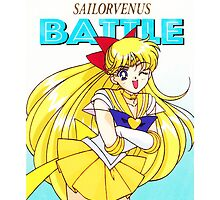 Sailor Moon - Sailor Venus [Battle Card Edition - iPhone] by sandyw5