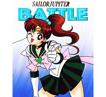 Sailor Moon - Sailor Jupiter [Battle Card Edition - iPhone] by sandyw5