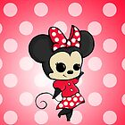 Minnie Mouse by GummiZombie