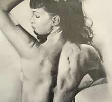 Classic Bettie Page  by AmyTherese