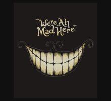 Cheshire Smile by HankTheJunk