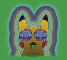 Pikachu on Acid 6 by Servil