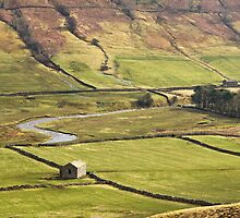Littondale in the Yorkshire Dales by Nick Jenkins