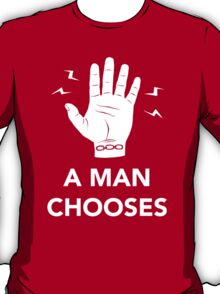 Bioshock: A Man Chooses T-Shirt