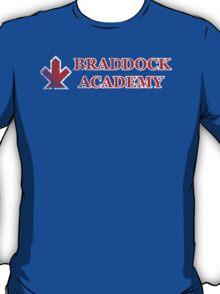 "Captain Britain's ""Braddock Academy"" T-Shirt"