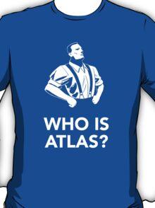 Bioshock: Who Is Atlas? T-Shirt