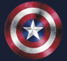 Captain America Shield by gervan